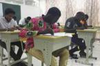 孔院举行汉语水平考试