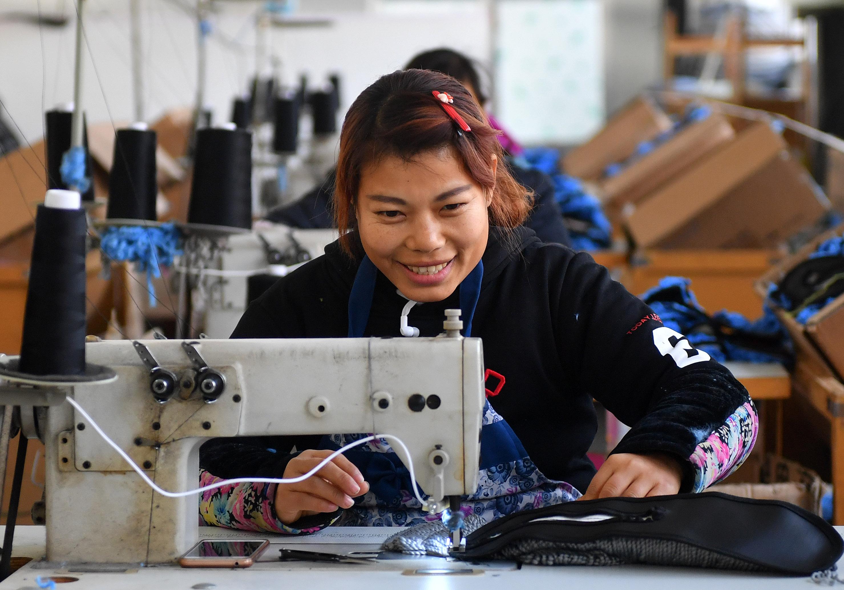 山东高青:产业扶贫拓宽增收渠道