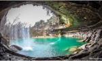 19个绝美天然泳池