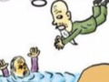 石家庄:老人失足落入民心河 56岁老党员河中救人不留名