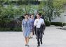 香港特首林郑月娥到访阿里巴巴 移动互联网点亮香港
