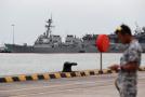 美军军力使用过度 撞船事故令搅局南海能力受损