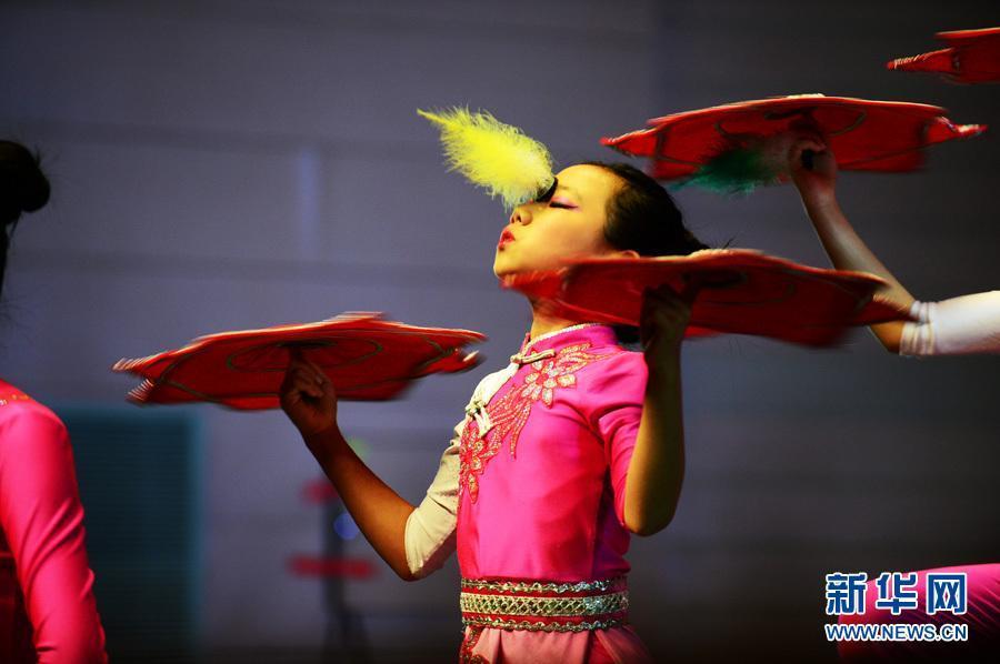 金沙电子游艺:第二批全国中小学中华优秀文化艺术传承学校公示 洛阳四学校入选