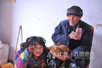 济宁微山岛有位百岁岛翁,长寿秘诀是七分饱