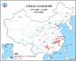 强对流天气蓝色预警:贵州湖南等地部分地区有雷暴大风
