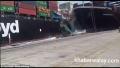 巴基斯坦港口两艘货轮碰撞 21个集装箱纷纷坠海