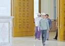 温敏在缅甸联邦议会选举中当选总统