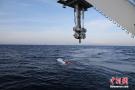 中外潜艇首次实时对接