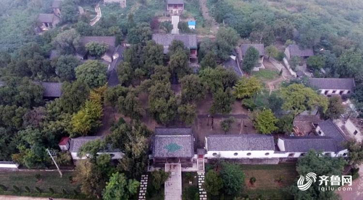 探访济南最大古建筑群华阳宫