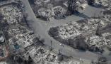 美国加州山火已致21人死亡过火地带只剩瓦砾