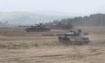 99式坦克群集火攒射