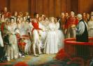 白色婚纱源于维多利亚女王?