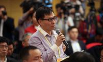十九大记者招待会 经济日报中国经济网记者向张勇提问