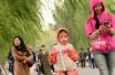 冷空气袭来杭城今最低气温9℃,连晴天气可持续到本周末