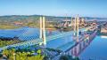 """渝贵铁路这座跨江大桥 创下三项""""世界之最"""""""