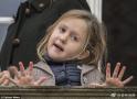 丹麦小公主实力抢镜