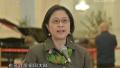 卢丽安被台湾注销户籍 国台办:大陆台湾都是她的家