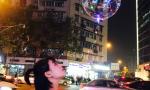 网红气球爆炸致男子二度烧伤 网友提出质疑