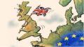"""英国""""脱欧""""只""""脱""""了第一只靴子"""