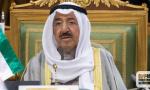 科威特首相贾比尔领导的新一届内阁宣誓就职