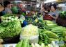 气温下降蔬菜减产 山东蔬菜批发价格略有上涨