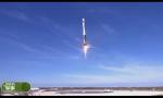 能往下飞行的宇宙火箭