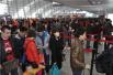 出港旅客达6.8万人次 成都机场迎节前小高峰