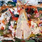 塞西莉布朗绘画作品欣赏