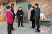 河南省睢县法院春节前夕走访慰问道德模范