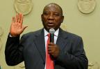 習近平向南非當選總統拉馬福薩致賀電