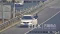 高速路摄像头下违停遮牌倒车 男子被记30分罚5400元