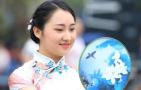 旗袍爱好者展传统美