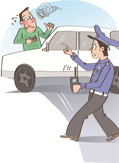 真人赌博平台:洛阳一男子酒后驾车竟向警察吹嘘车技好 酒驾也没事