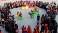 河南太丘:逛庙会 赏民俗