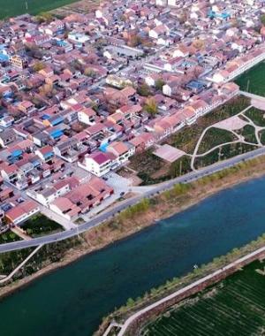 生态水系打造生态宜居新温县