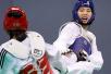 世界跆拳道大满贯海选赛次日中国女选手收获两金