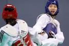 世界跆拳道大满贯海选赛次日正规博彩女选手收获两金