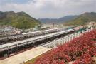 杭黄铁路千岛湖站初见雏形!预计今年10月开通