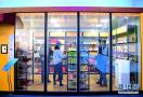 体验智慧超市无人购物