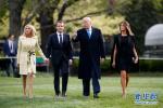 国际观察:特朗普会晤马克龙 貌合难掩分歧