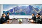 韩统一部:韩朝协调高级别会谈日期 期待本周举行