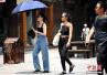 黄淮江淮将有较强雷雨 河南等地现短时强降雨和雷暴大风