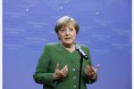 德国总理默克尔介绍访华行程 期待到访深圳