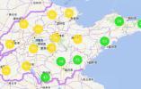 山东空气质量预报:23日以良为主 首要污染物为PM10和O3