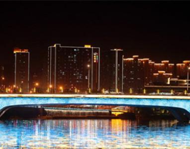桨声灯影画中游,你见过这么美的南京外秦淮河吗?