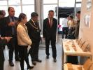 展示名城魅力 杭州首个英国文创交流中心在诺丁汉揭幕