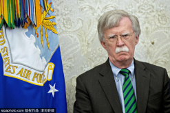 Bolton calls on DPRK to make first move on denuclearization
