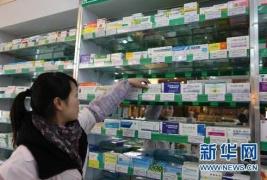 门诊抗菌药物使用率下降