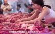 90后美女辞职卖猪肉 被赞