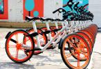 摩拜单车:今日起在全国实现免押金骑行,美团app可扫码骑车
